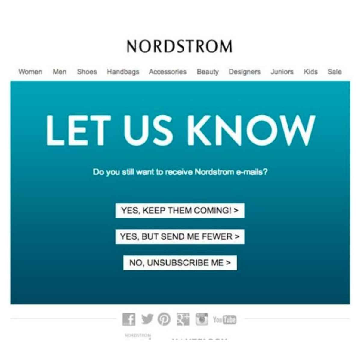 nordstrom-win-back-campaign-example
