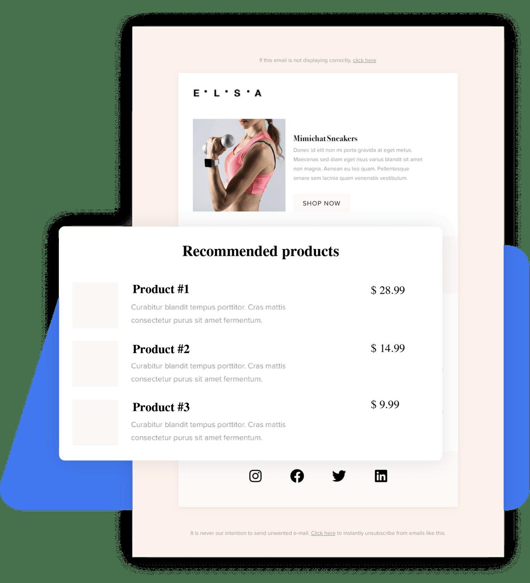 product-reccomendation-campaign-builder